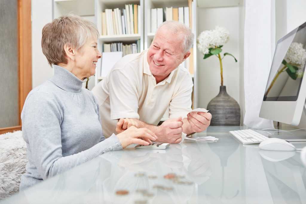 Altersvorsorgeaufwendungen - Rentnerehepaar